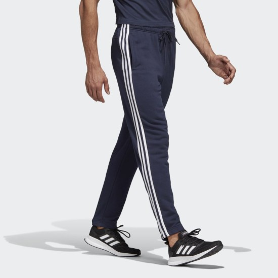 Adidas Essential 3-Stripes Joggers Navy / White