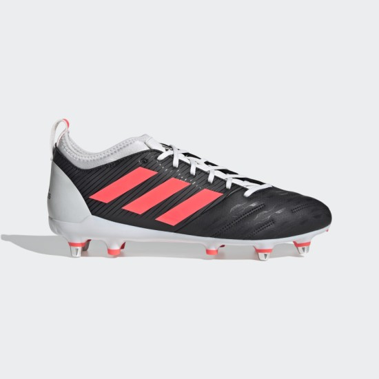 adidas Malice Elite Soft Ground Boots Black / Pink / White
