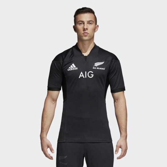 adidas New Zealand All Blacks Home Jersey