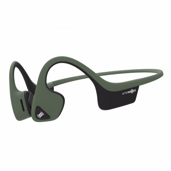 Aftershokz Trekz Air Wireless Stereo Headphones Green