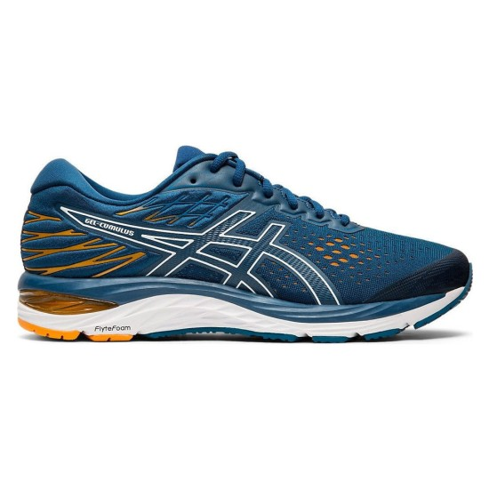 Asics Gel-Cumulus 21 Mako Blue / White