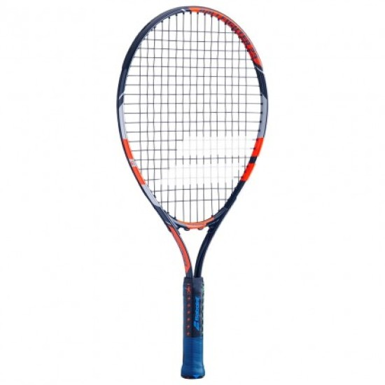 Babolat Ballfighter 23 inch Junior Tennis Racket Black / Orange / Grey