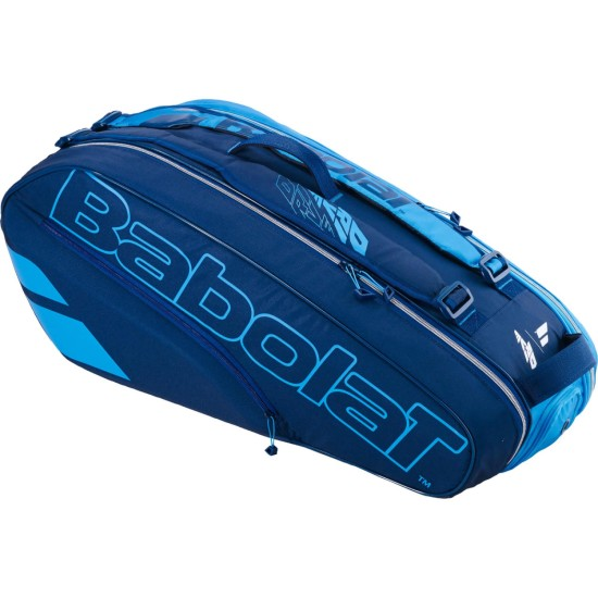 Babolat Pure Drive 6 Racket Bag Blue (2021)