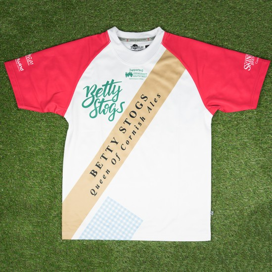 Betty Stogs Limited Edition Rugby Shirt