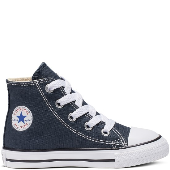 Converse Chuck Taylor All Star Toddler Classic High Navy
