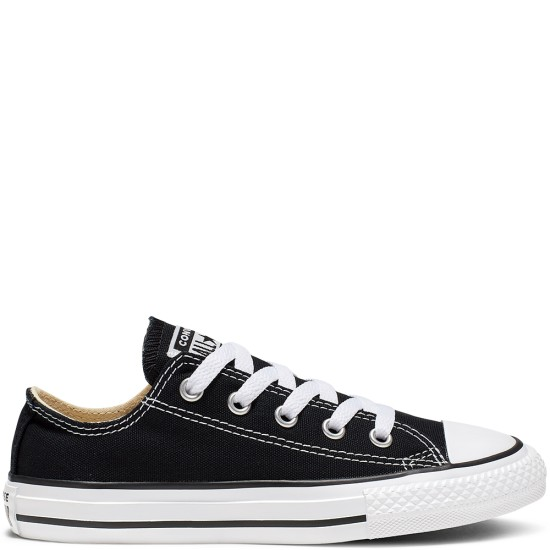Converse Chuck Taylor All Star Youth Classic Low Black