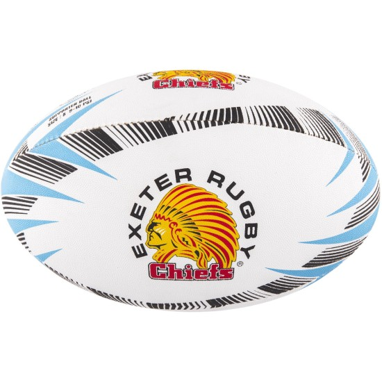 Gilbert Exeter Chiefs Supporters Rugby Ball