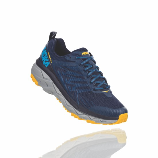 Hoka One One Challenger ATR 5 Moonlight Blue / Old Gold