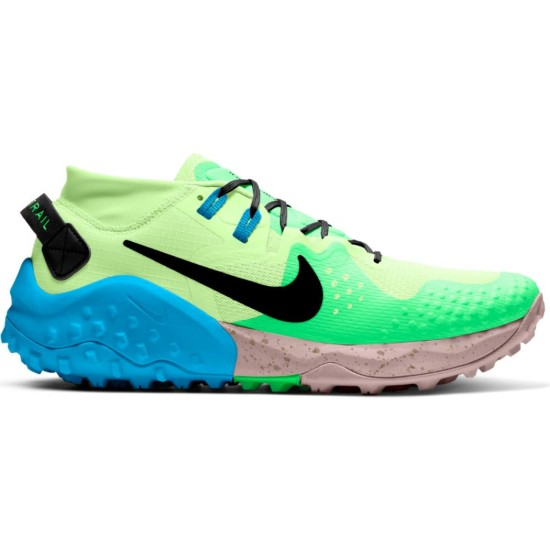 Nike Air Zoom Wildhorse 6 Barely Volt / Poison Green