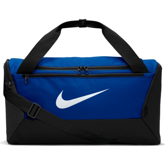 Nike Brasilia (Small) Training Duffel Bag Royal / Black / White