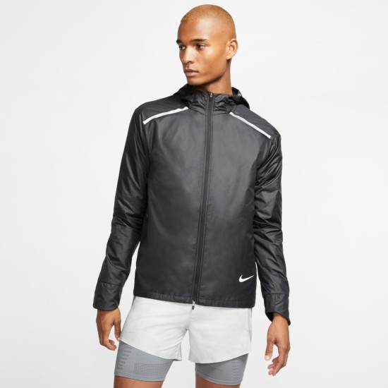 Nike Repel Jacket Black / Reflective Silver