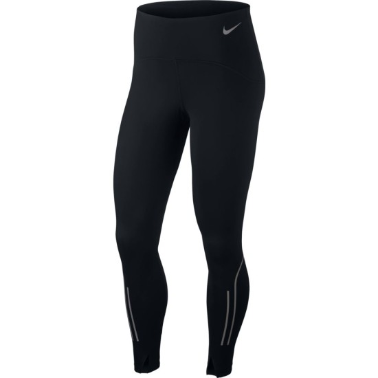 Nike Speed 7/8 Running Tights Black / Gunsmoke