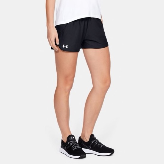 Under Armour Play Up 2.0 Shorts Black
